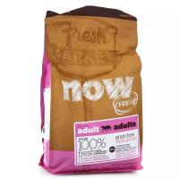 Корм сухой Now Natural Adult для кошек с индейкой уткой и овощами